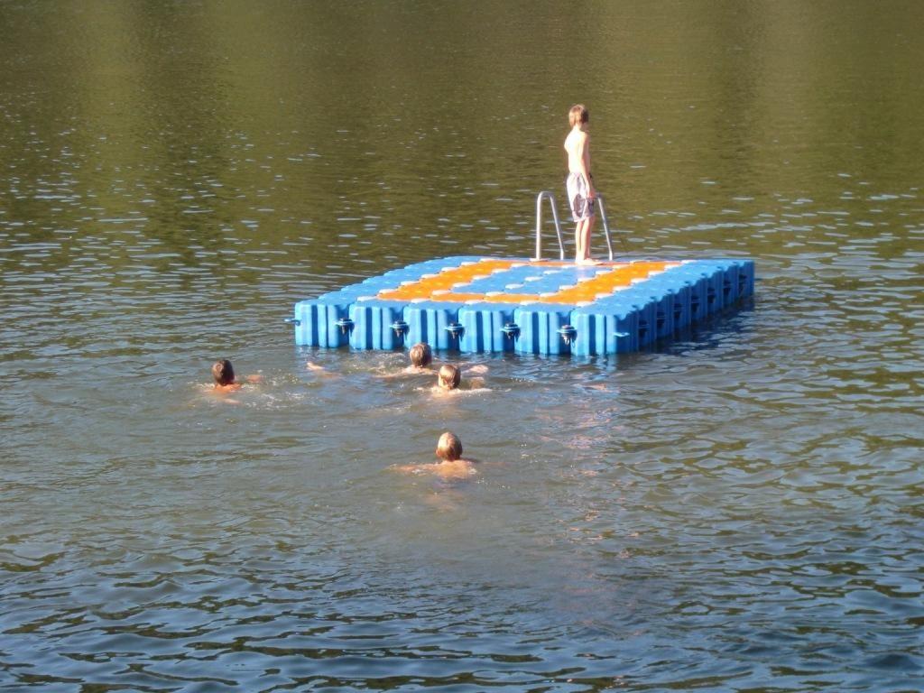 Schwimmponton
