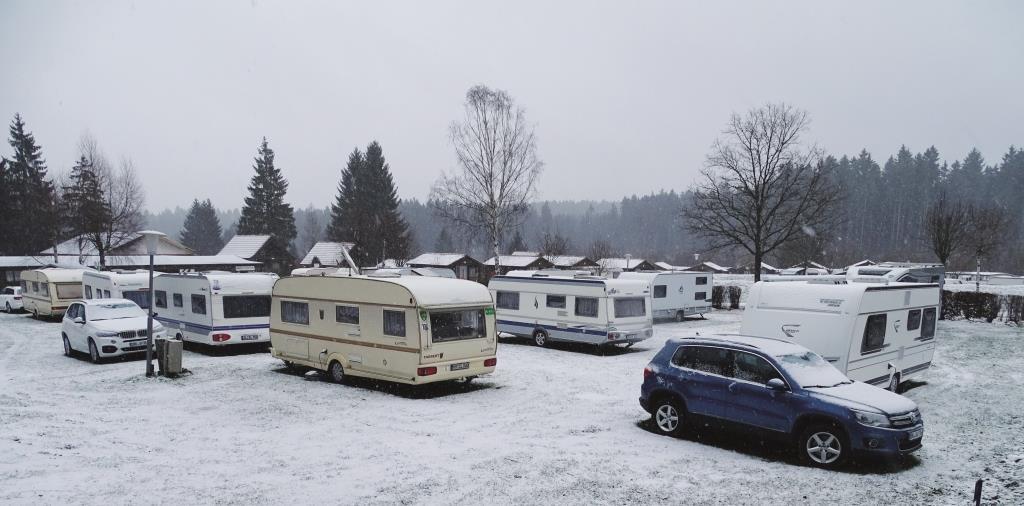 Bsp. Wintercamping
